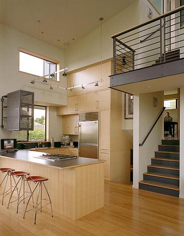 Modern Split Level Home Design Architecture and Interior ...