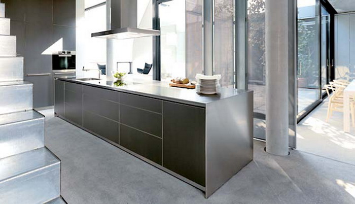 Modern kitchen interior design bulthaup b3 picture gallery homecod