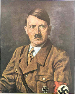 adolf hitler ambition