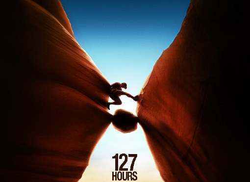 127 Hours – My arm