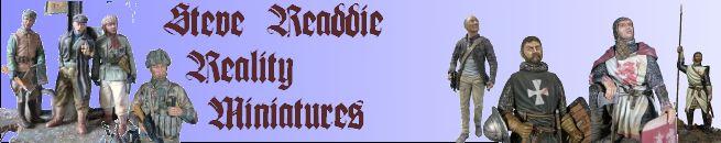 Steve Readdie Reality Miniatures