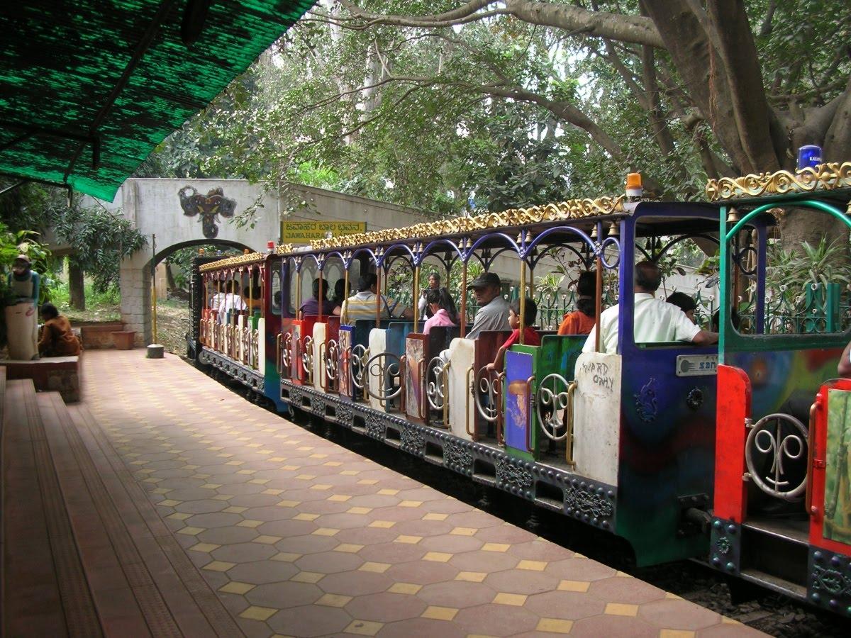 Journeys Across Karnataka Toy Train Cubbon Park And Visvesvaraya Museum