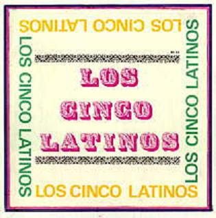 LOS CINCO LATINOS - 1962