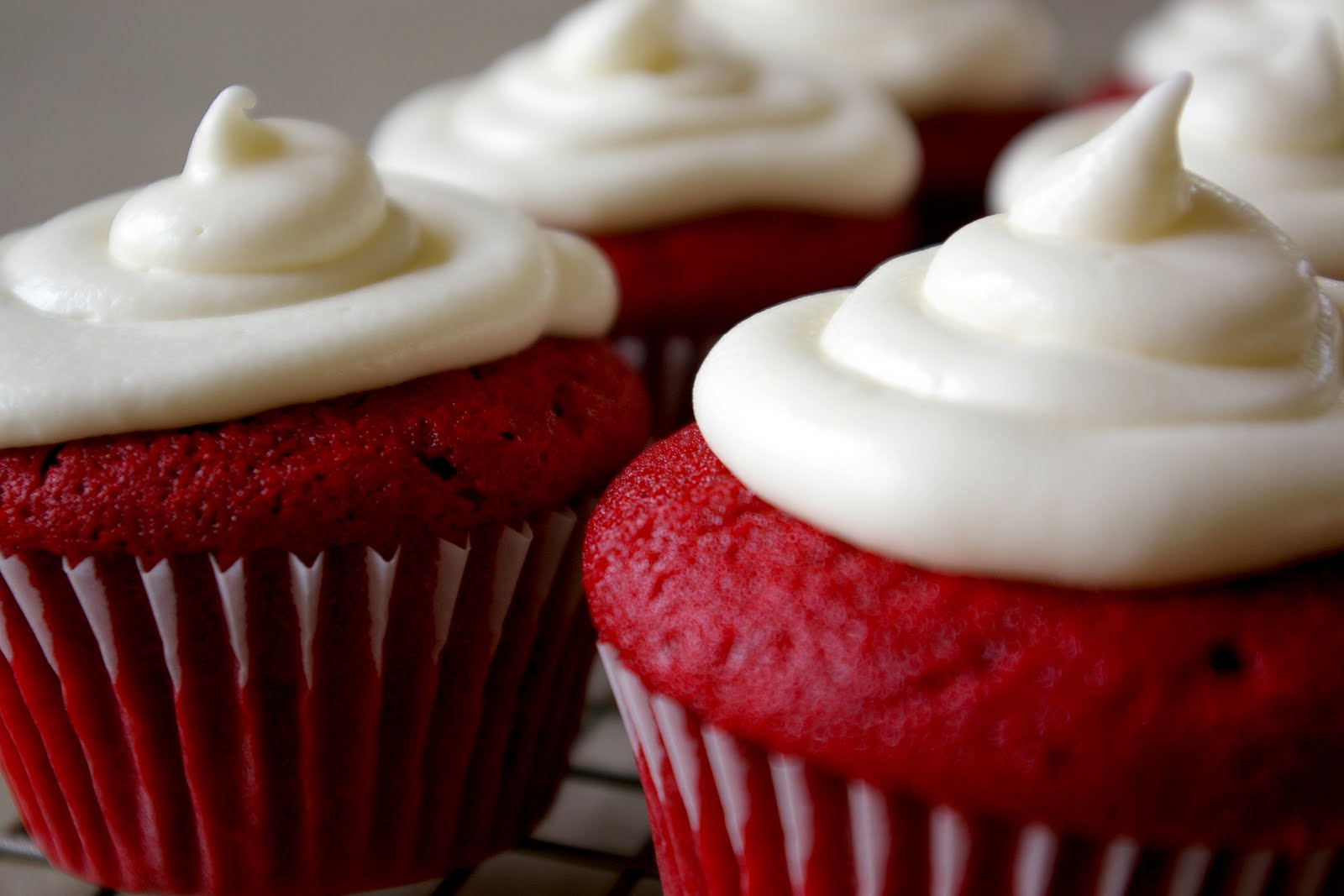 Red Velvet Cupcakes Recipes — Dishmaps