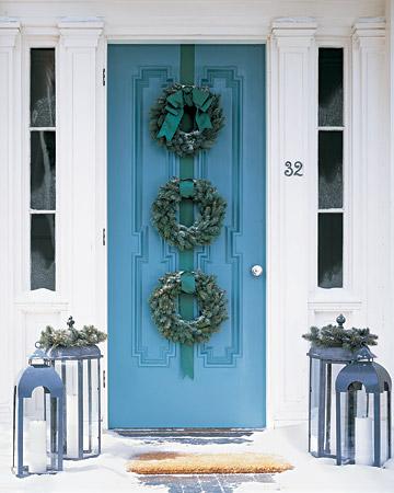 Mulitiple Wreaths
