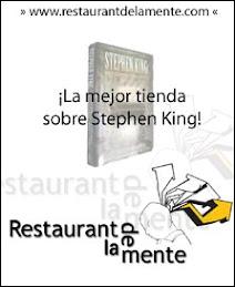 ¡La mejor tienda sobre Stephen King!