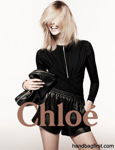 Fashion 2011 Women Flyer on Replica Chloe Handbags  Chlo   Spring Summer 2011 Ad Campaign
