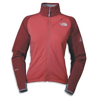 red women's fleece jackets