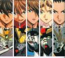 Gundam wings