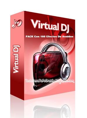 descargar efectos de sonido gratis para virtual dj