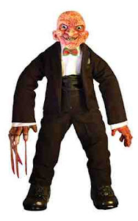 freddy krueger flush figure doll