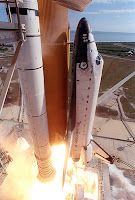 Space shuttle Columbia STS-107 liftoff from NASA