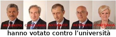 Ladri di marmellate quelli del pd contro l 39 universit for I deputati del pd