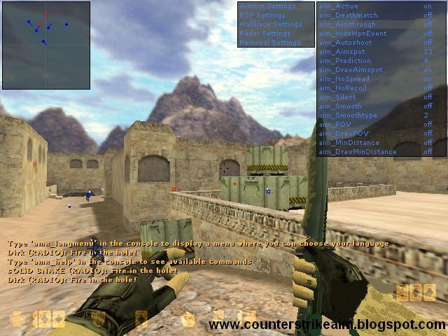 Counter strike source aim wallhack download crossfire