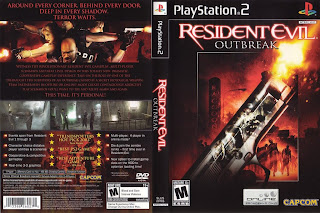 Download - Resident Evil: Outbreak | PS2