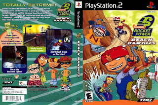 Download - Rocket Power: Beach Bandits | PS2