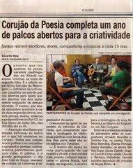 UM ANO DO CORUJÃO DE NITERÓI