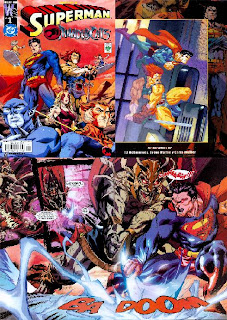 Superman Thundercats on Superman Y Los Thundercats