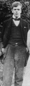 G. K. Chesterton in 1898