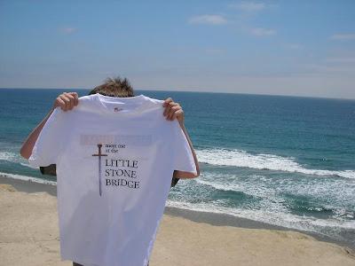 Little Stone Bridge t-shirt