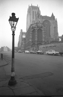 Anglican Cathedral, Liverpool; photo credit Brian Saville