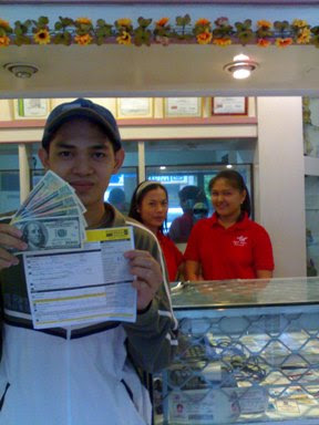 western union adsense payment philippines