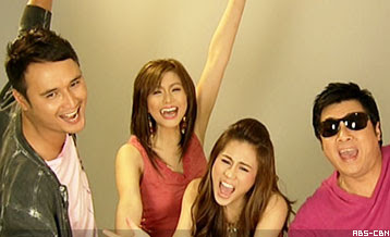 happy yipee yehey abs-cbn new noontime show