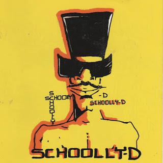 Schoolly D Dedication To All B Boys