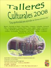 Talleres Culturales 2008