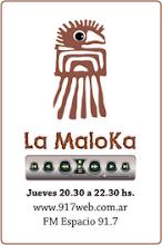 """ESCUCHE """"LA MALOKA"""""""