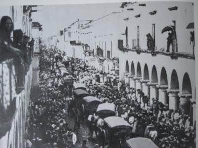 Guadalajara antigua 6 de enero de 1864 llegada de las for Entradas francesas