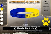 Miracles for maxie braclets