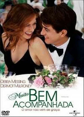 Filme Poster Muito Bem Acompanhada DVDRip Dublado