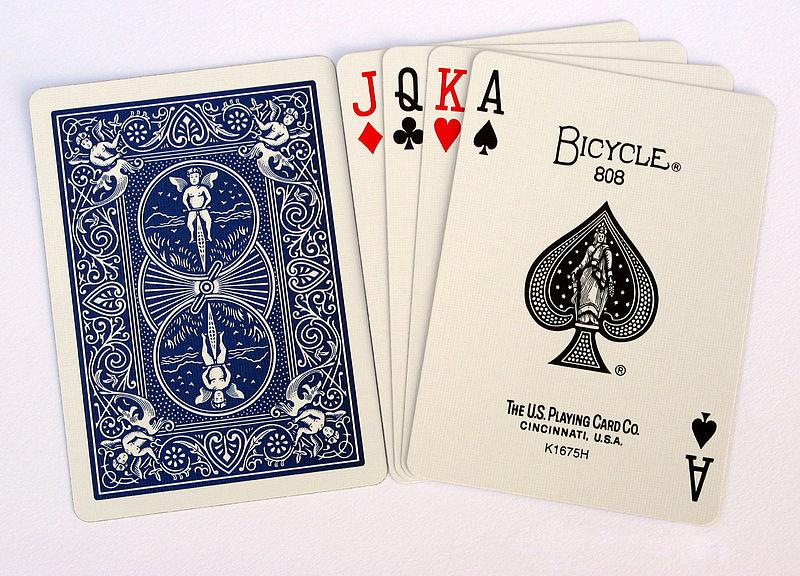 acey deucey card game