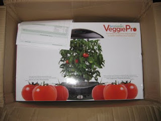brand new VeggiePro box