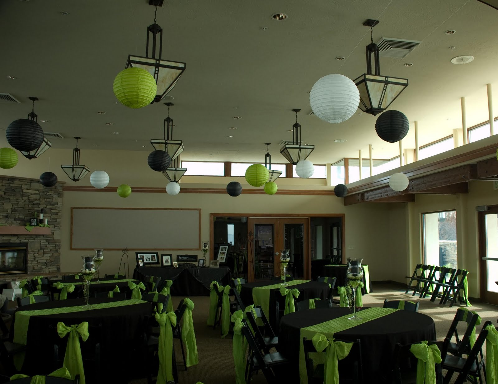 Tables For Reception