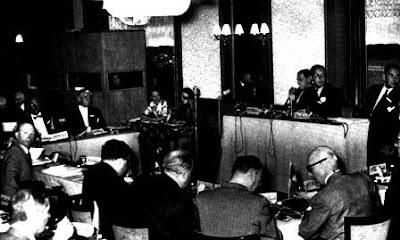 Reunión del Club Bilderberg en 1954