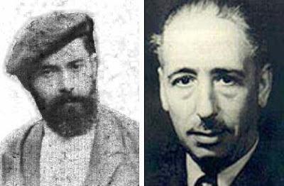 Sabino Arana y Lluis Companys