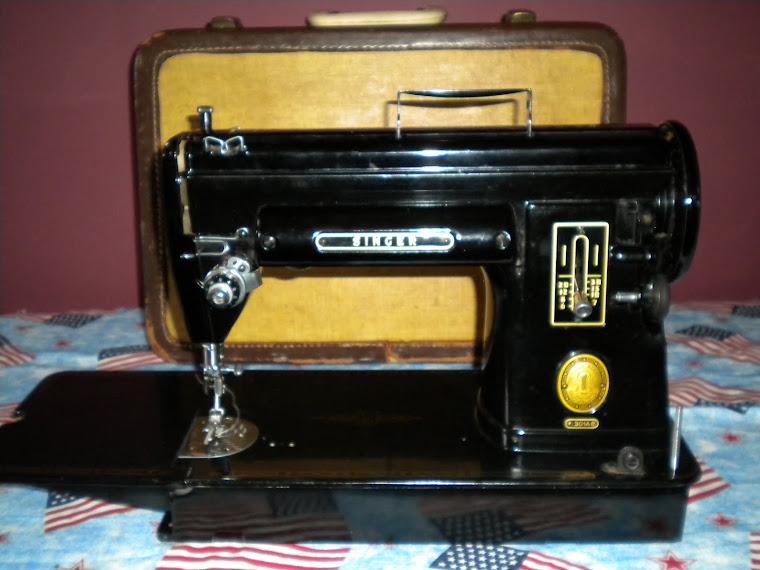 1951 Singer 301A