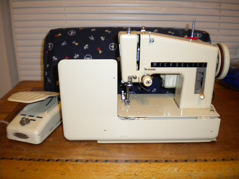 MicroElite Portable Sewing Machine