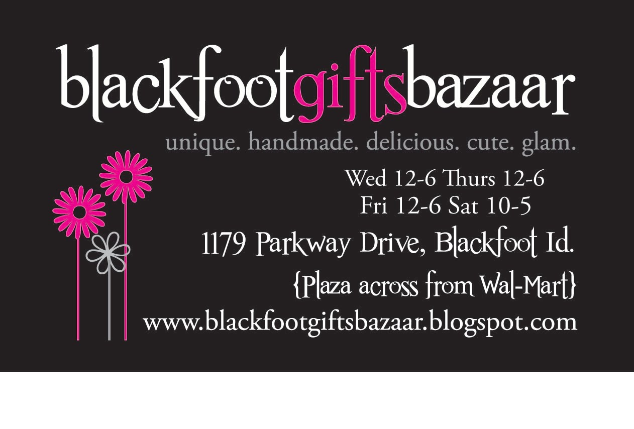 Blackfoot Gifts Bazaar