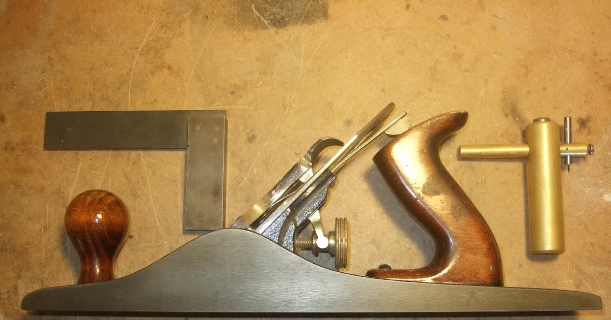 David Whiteman, Guitar Maker: New tools, old tools part 2