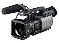 a videocamera