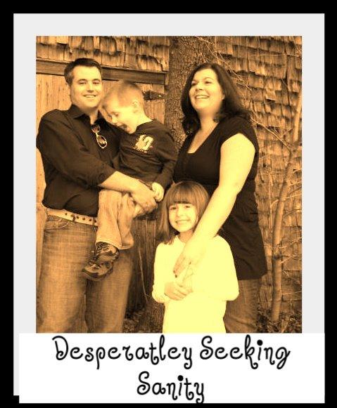 Desperatley Seeking Sanity