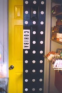 Cohiba Door