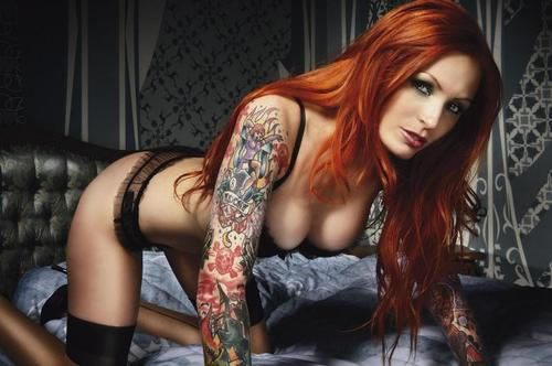 Tattoo sleeve designs for women can be a great expression of a female's