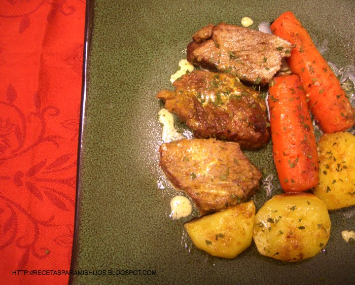 Recetario spanglish para mis hijos zanahorias carrots y for Cocinar zanahorias