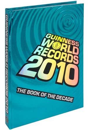 Lady Gaga quebra recordes e entra no livro Guinness