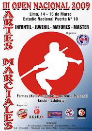 EVENTOS O.M.A.M DEL 2009