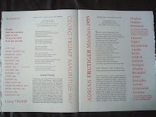 Répertoire (extrait)